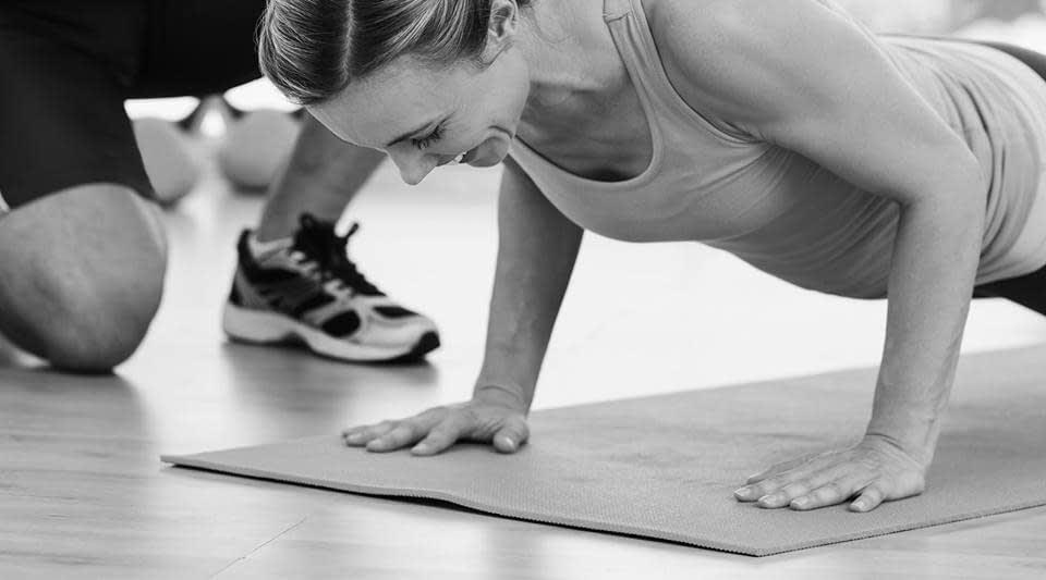 45 Minute Personal Training Sessions